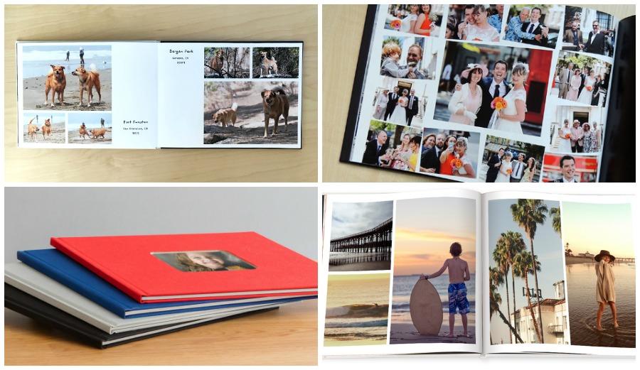 Beispiele und Inspiration für ein kreatives Fotobuch