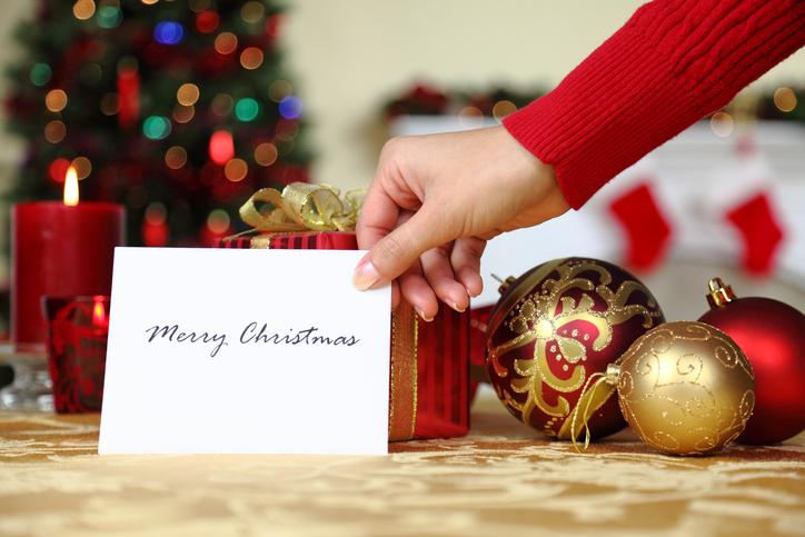 Wann verschickt man Weihnachtskarten? So sind Sie pünktlich!